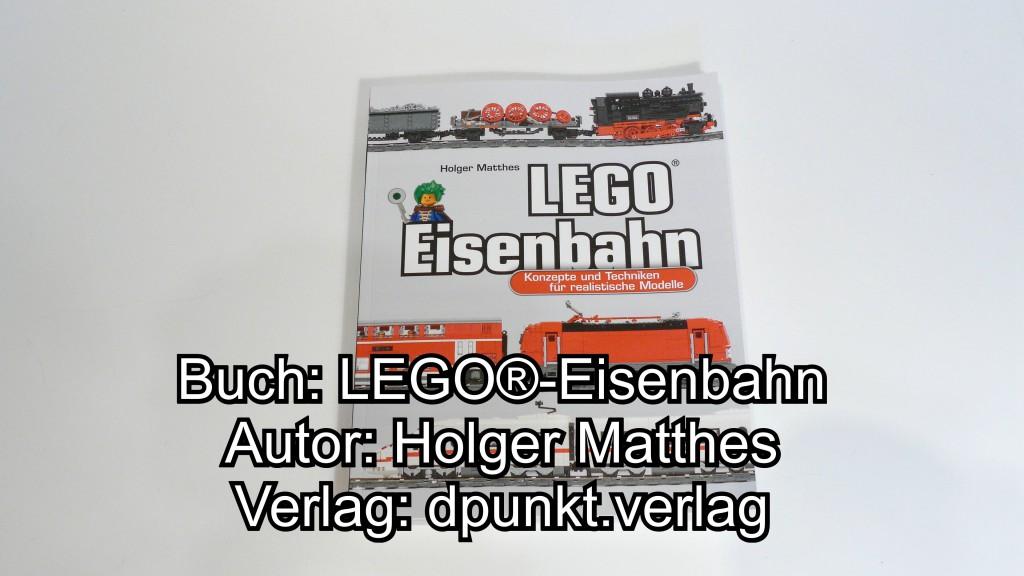 lego-Eisenbahnbuch