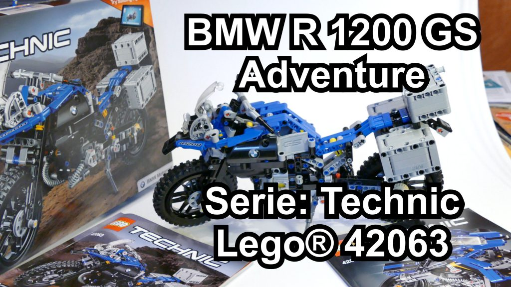 test lego bmw r 1200 gs adventure motorrad set 42063. Black Bedroom Furniture Sets. Home Design Ideas