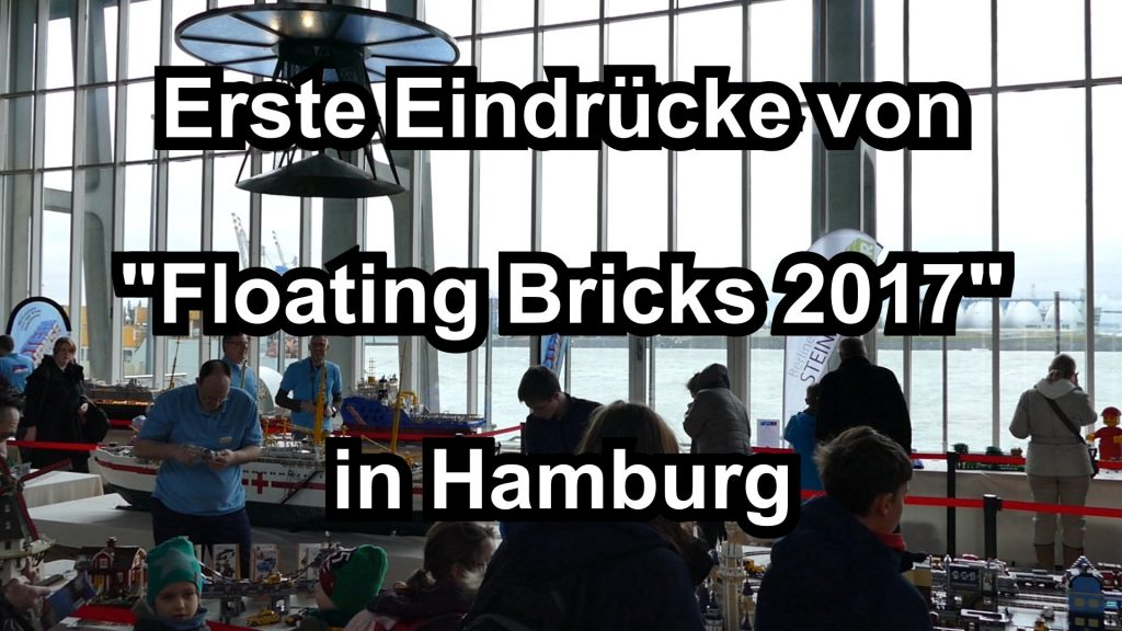 lego ausstellung floating bricks in hamburg erste eindr cke klemmbausteinlyrik lego aus. Black Bedroom Furniture Sets. Home Design Ideas