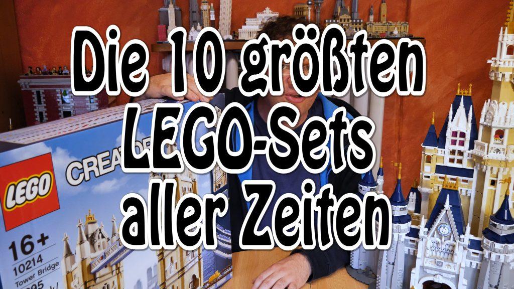 die 10 gr ten lego sets aller zeiten klemmbausteinlyrik. Black Bedroom Furniture Sets. Home Design Ideas