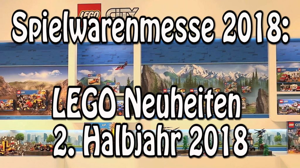 lego neuheiten 2 halbjahr 2018 spielwarenmesse n rnberg. Black Bedroom Furniture Sets. Home Design Ideas