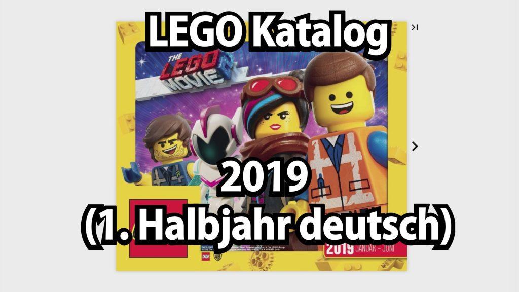 Endlich: Neuer LEGO Katalog 2019 (deutsch) kommentiert ...